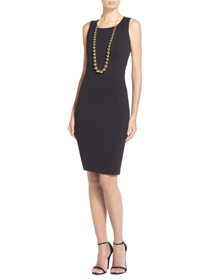 7d1443ec3922 Women s Milano Knit Sheath Dress