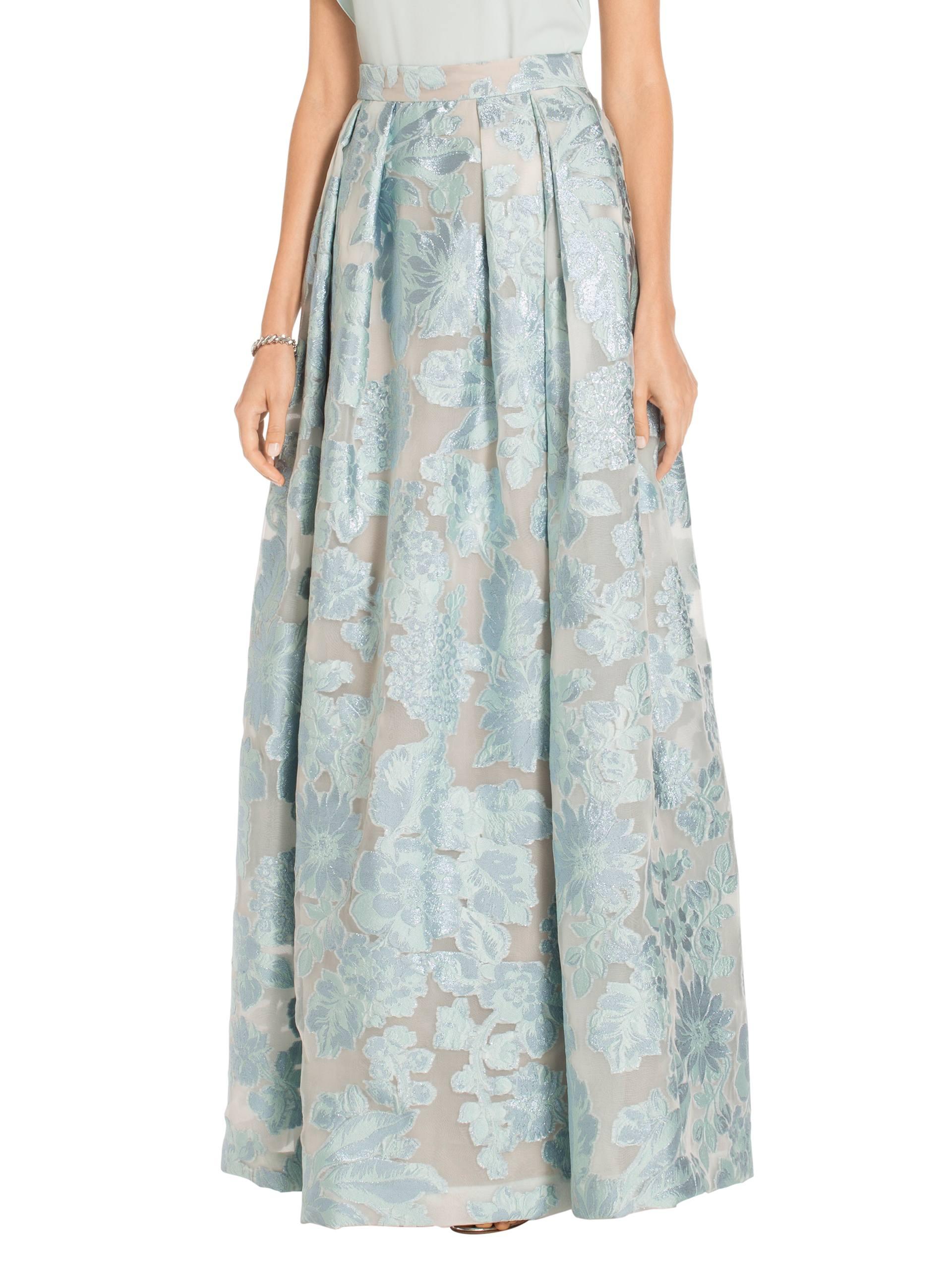 shop a line skirts pencil u0026 gown skirts st john knits