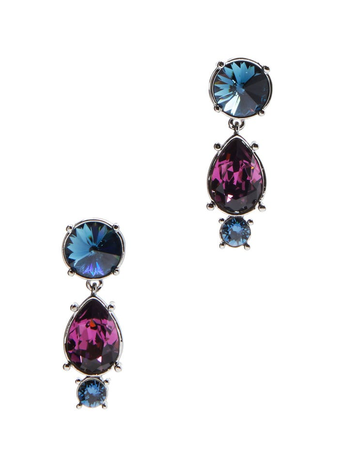a9bbd4057 Frequently Bought Together. Swarovski Crystal Drop Earrings