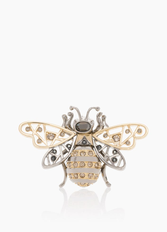 88d004e3f Women's Swarovski Crystal Pin   St. John Knits