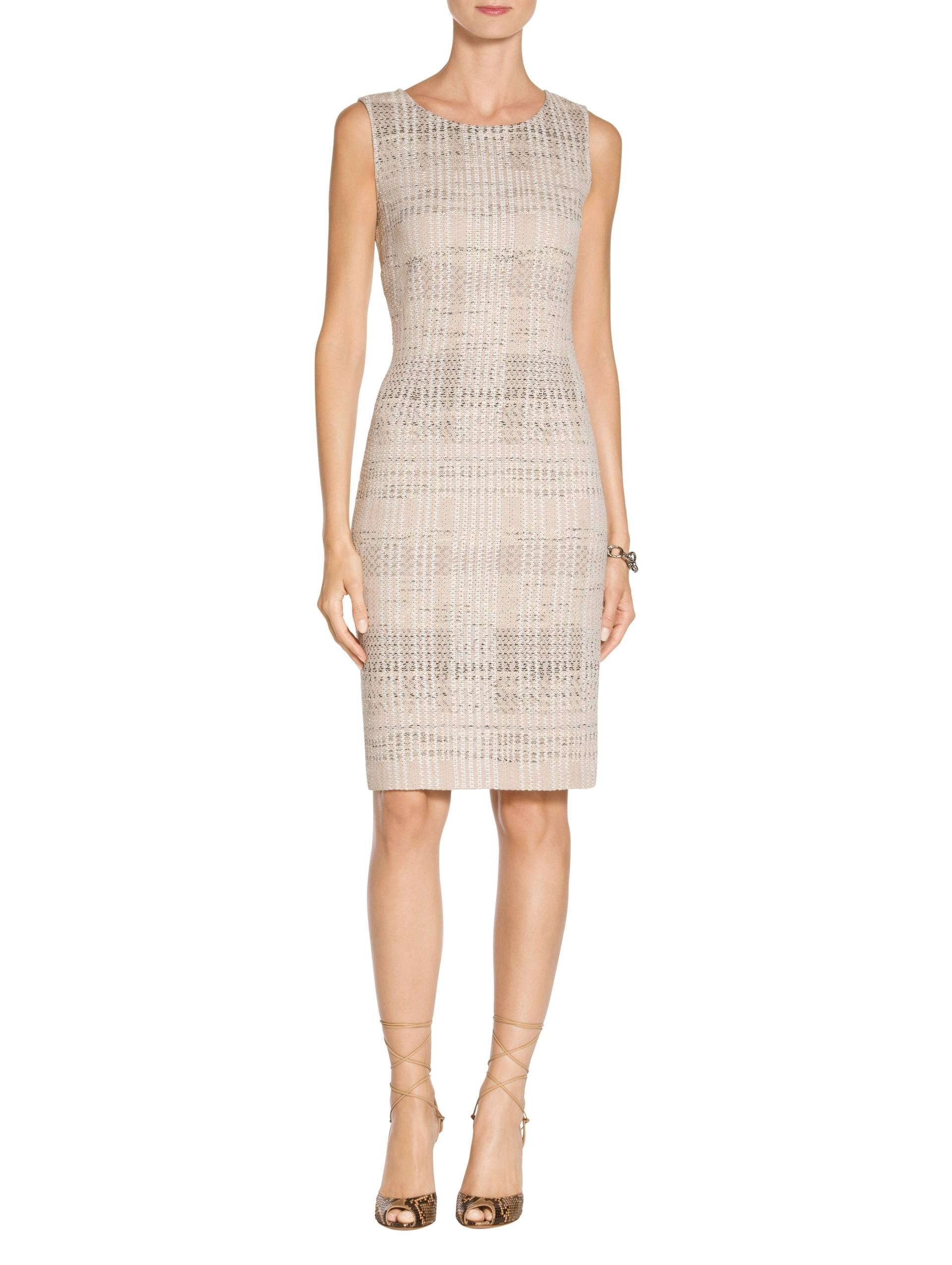 Shop designer dresses on sale st john knits lara knit dress ombrellifo Images