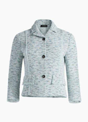 77afd3146f046 Alessandra Knit Jacket