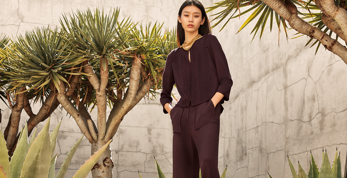 Pre-Fall 2019 Milano Knit set