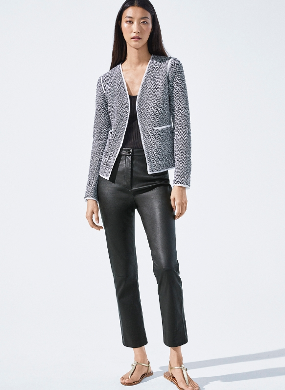 Abby Knit Jacket