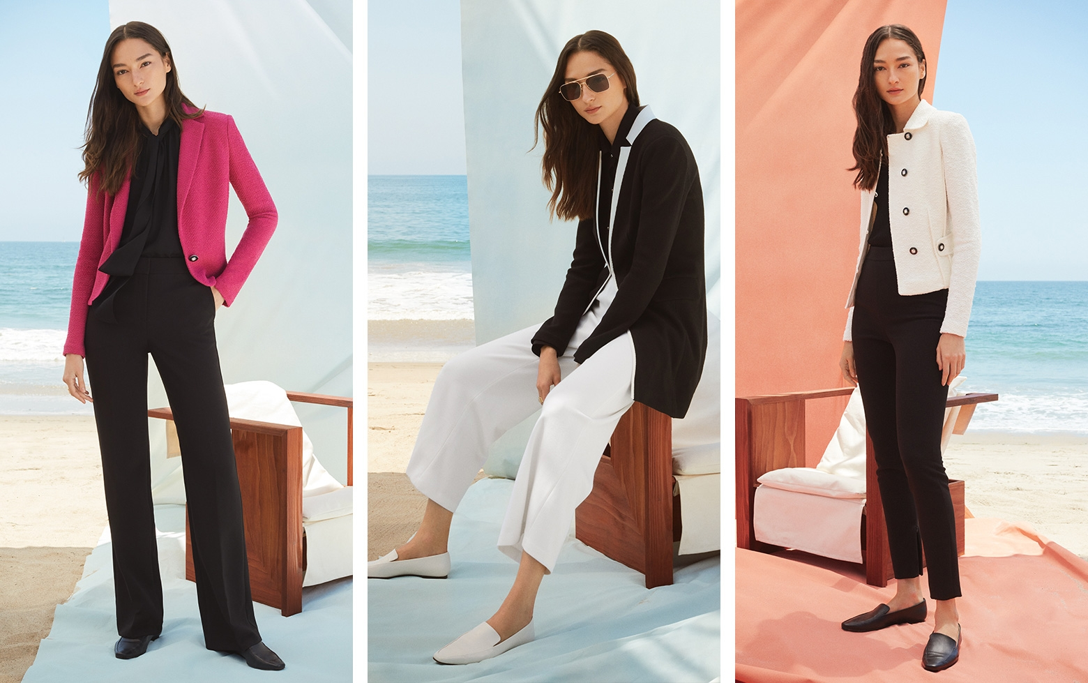Collection of Saint John Resort 2019 Looks