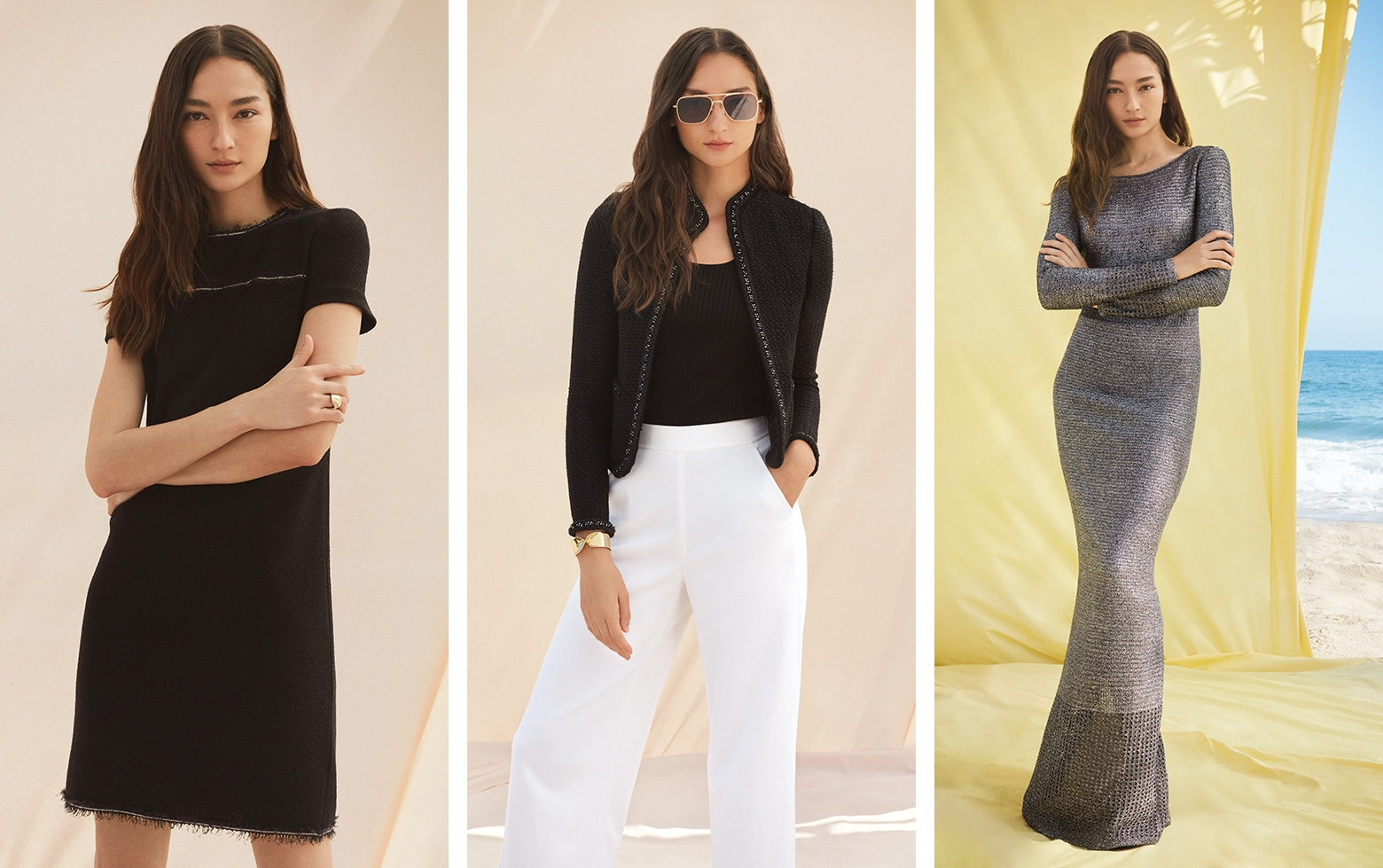Collection of Saint John Resort 2019 Looks Continued