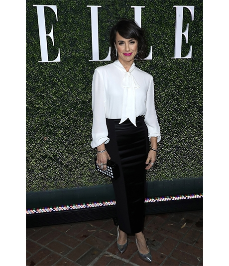 Constance Zimmer Dressed in Saint John