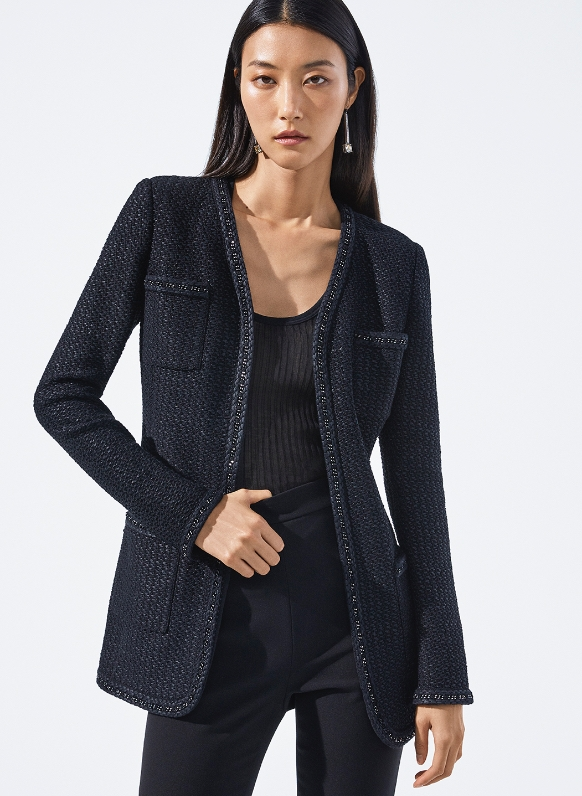 Adrina knit jacket