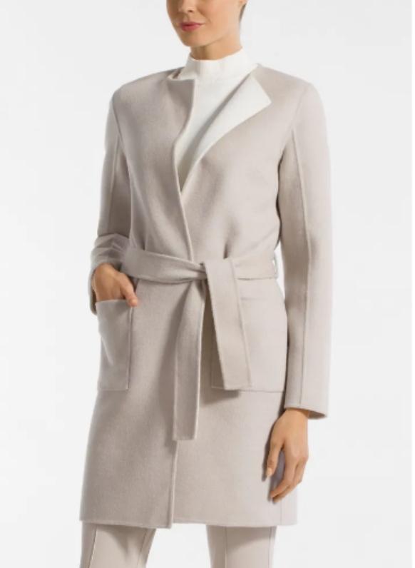 Reversible Doubleface Cashmere Jacket