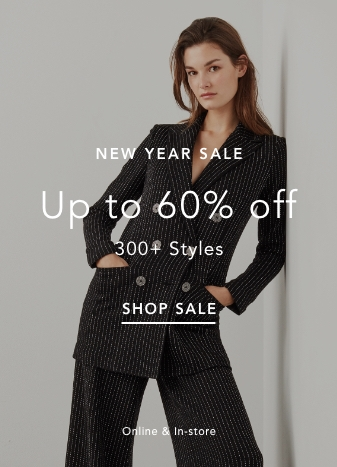 Sale: Up to 60% off Everything. More than 300+ Styles. | St