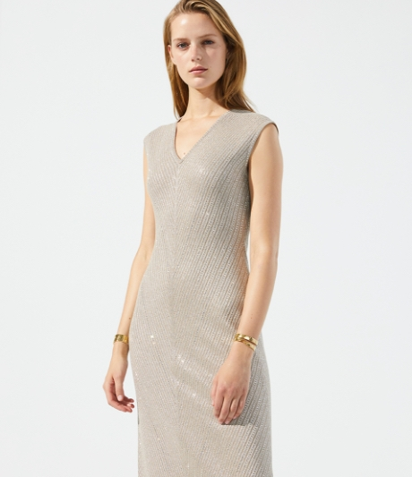 Brielle Knit Gown