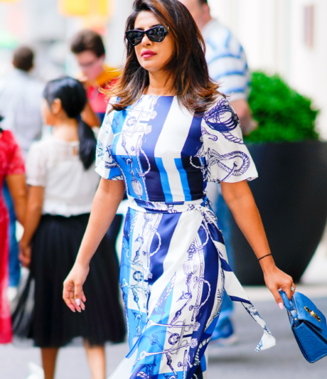 Priyanka Chopra in Saint John Resort 2020