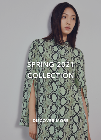 Spring 2021 Collection. Discover More.