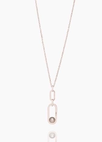 Swarovski Pearl Pendant Necklace