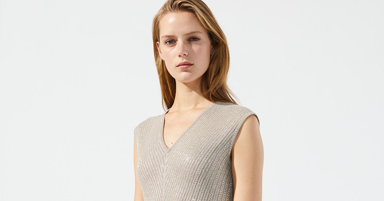 Brielle Knit Gown