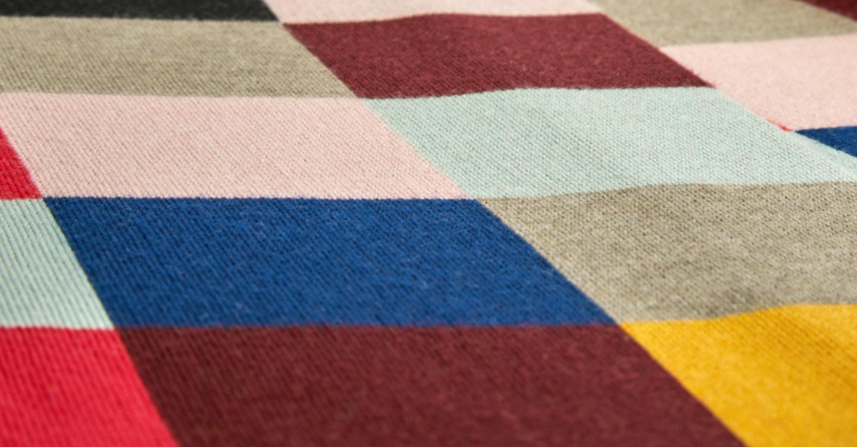 Color block pattern