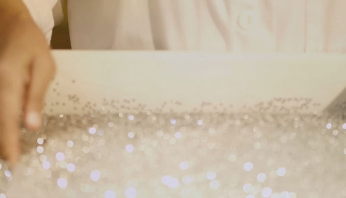 Shiny Austrian crystals for embellishment