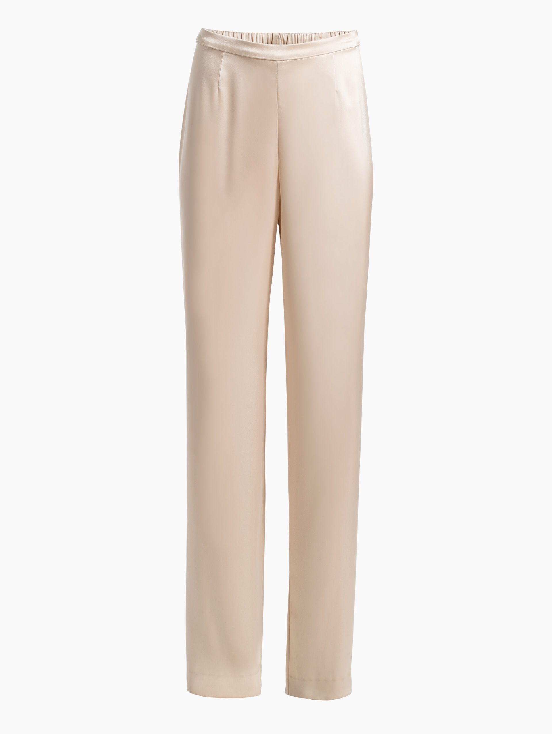 Saint John Liquid Satin Pants