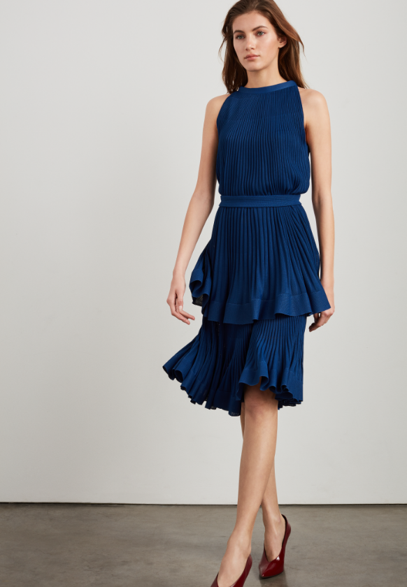 Saint John Fall 2019 dress